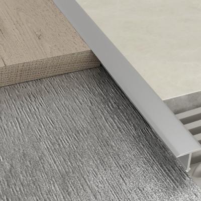 Joint Cover - Matt Anodised Aluminium 1