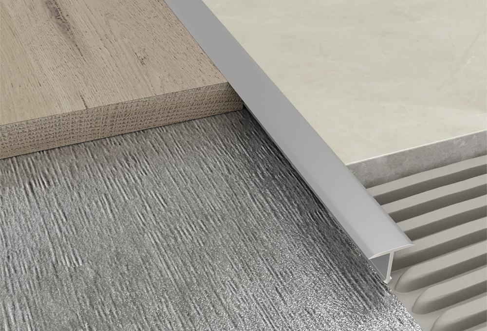 Joint Cover – Matt Anodised Aluminium 1