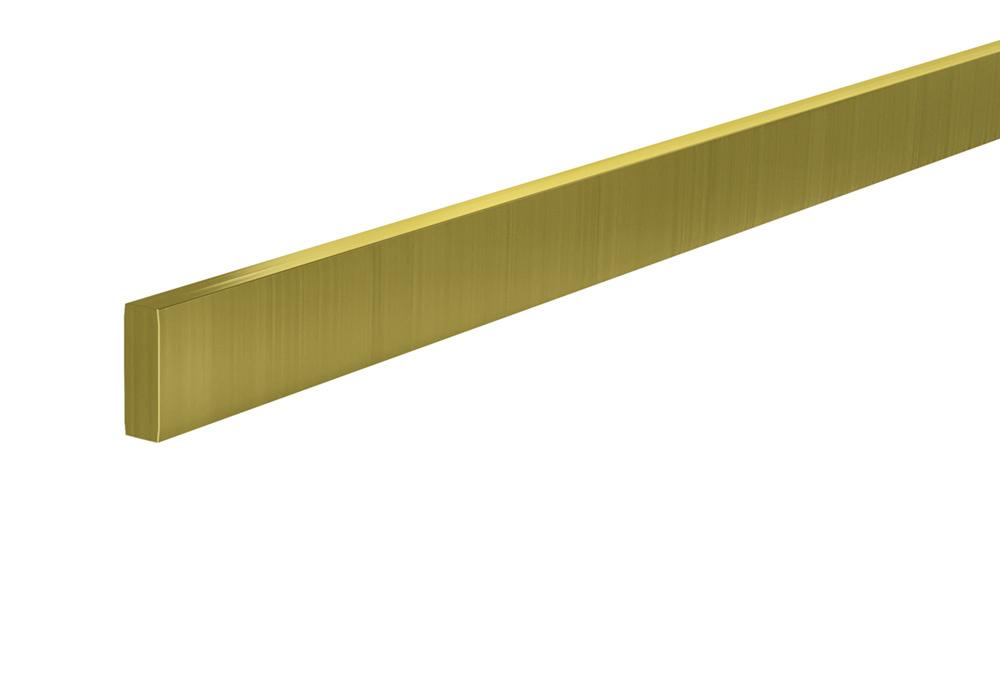 Flat Bar Brass Atrim Global Uk